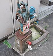 井戸ポンプから水漏れ