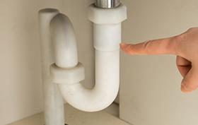 排水口・排水管の水漏れ・つまり