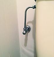 給水管の水漏れ