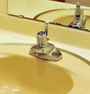 洗面台のハンドル・レバーの不調